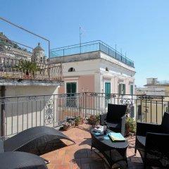 Отель Residenza Del Duca 3* Улучшенный номер с различными типами кроватей фото 15