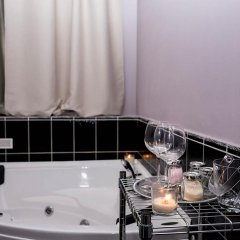Гостиница Otel M ванная