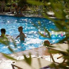 Отель Haus Risos бассейн