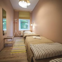Гостиница Кубахостел Стандартный номер с 2 отдельными кроватями фото 10