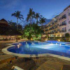 Flamingo Vallarta Hotel & Marina бассейн фото 12
