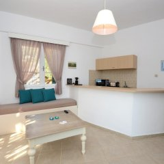 Pela Mare Hotel 4* Улучшенные апартаменты с различными типами кроватей фото 5