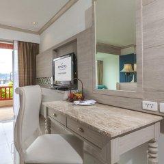 Отель Novotel Phuket Resort 4* Улучшенный номер с двуспальной кроватью фото 5