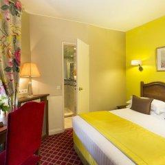 Hotel des Marronniers 3* Стандартный номер с различными типами кроватей фото 3