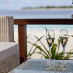 Отель Kihaad Maldives 5* Вилла с различными типами кроватей фото 38