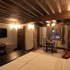 Mont Blanc Hotel Village 5* Номер Делюкс с различными типами кроватей фото 5