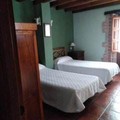 Отель Los Mantos - Vivienda Rurales комната для гостей фото 2