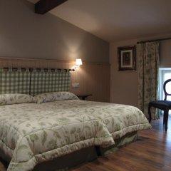 Отель Hostal Beti-jai Испания, Аойс - отзывы, цены и фото номеров - забронировать отель Hostal Beti-jai онлайн комната для гостей фото 3