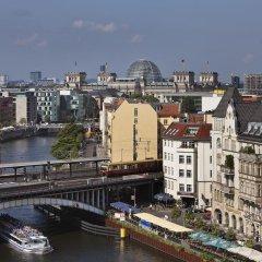 Отель Melia Berlin Hotel Германия, Берлин - отзывы, цены и фото номеров - забронировать отель Melia Berlin Hotel онлайн приотельная территория