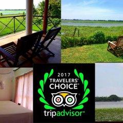 Отель Lake View Cottage Шри-Ланка, Тиссамахарама - отзывы, цены и фото номеров - забронировать отель Lake View Cottage онлайн с домашними животными