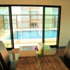 Апартаменты Modernbright Service Apartment Бангламунг комната для гостей фото 3