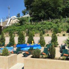 Мини-отель Папайя Парк бассейн фото 2