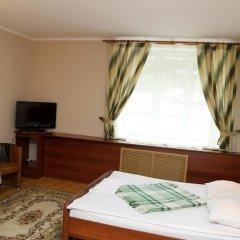 Гостиница Шансон 3* Стандартный номер двуспальная кровать фото 2