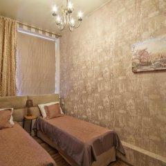 Мини-Отель Новый День Улучшенные апартаменты разные типы кроватей фото 11