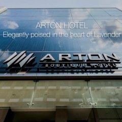 Arton Boutique Hotel городской автобус