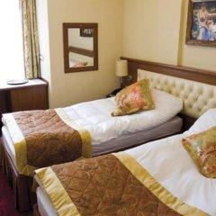 Hotel Linda 3* Стандартный номер с различными типами кроватей фото 5