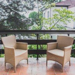 Отель Aloha Guest House Sopot Польша, Сопот - отзывы, цены и фото номеров - забронировать отель Aloha Guest House Sopot онлайн балкон