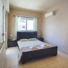 Отель Beachfront villa Del Mare Кипр, Протарас - отзывы, цены и фото номеров - забронировать отель Beachfront villa Del Mare онлайн комната для гостей фото 3