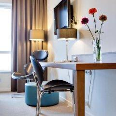 Отель Park Inn by Radisson Copenhagen Airport 3* Полулюкс с двуспальной кроватью фото 3