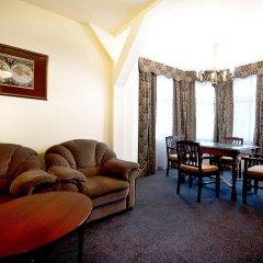 Hotel Tumski 3* Улучшенный люкс с разными типами кроватей