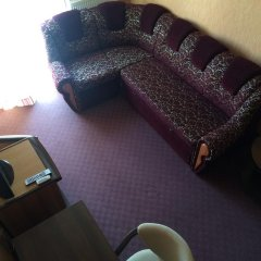 Гостиница Гостинично-оздоровительный комплекс Живая вода 4* Люкс разные типы кроватей фото 2