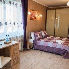 Мини-Отель Villa Dacha Студия разные типы кроватей фото 9