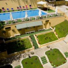 Hotel Alexander Palme 4* Номер категории Эконом фото 2