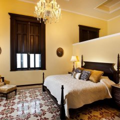 Отель Casa Azul Monumento Historico 4* Люкс повышенной комфортности с различными типами кроватей фото 6