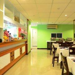 Отель Bangkok Residence Бангкок питание