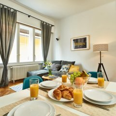 Апартаменты Irundo Zagreb - Downtown Apartments Стандартный номер с различными типами кроватей фото 6