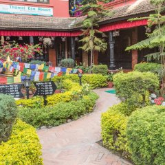 Отель Thamel Eco Resort Непал, Катманду - отзывы, цены и фото номеров - забронировать отель Thamel Eco Resort онлайн