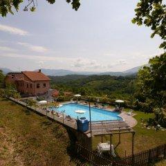 Отель Lunezia Resort Аулла бассейн