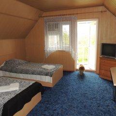 Гостиница Сахалин Стандартный номер разные типы кроватей фото 8