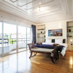 Апартаменты Portuguese Living Saldanha Prestige Apartments комната для гостей фото 5
