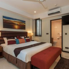 The Somerset Hotel 4* Улучшенный номер с различными типами кроватей фото 4