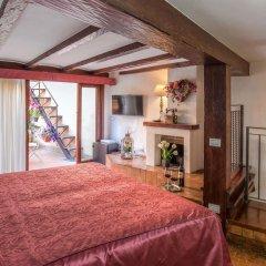 Отель Trevi Rome Suite 3* Улучшенный номер фото 16