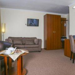 Гостиница Dnipropetrovsk Днепр комната для гостей фото 12