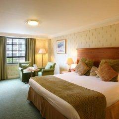 Hallmark Hotel Glasgow 4* Стандартный номер с разными типами кроватей фото 4
