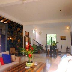 Отель Villa Mangrove Унаватуна комната для гостей фото 2