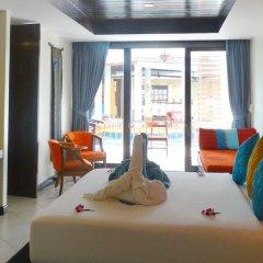 Отель PGS Casa Del Sol 4* Стандартный номер с двуспальной кроватью фото 17