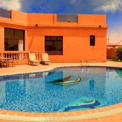 Отель Al Bada Resort ОАЭ, Эль-Айн - отзывы, цены и фото номеров - забронировать отель Al Bada Resort онлайн бассейн