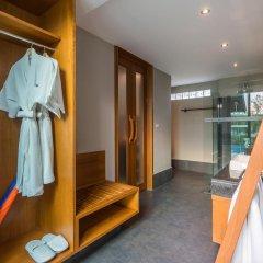 Отель Baywater Resort Samui 4* Номер Делюкс с различными типами кроватей фото 18