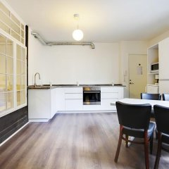 Апартаменты CPH Apartment в номере