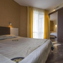 Отель Coral Болгария, Аврен - отзывы, цены и фото номеров - забронировать отель Coral онлайн комната для гостей фото 2