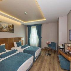 Отель The Meretto Old City İstanbul Стандартный номер с двуспальной кроватью фото 6