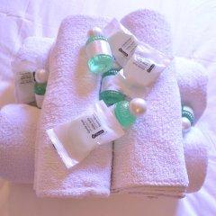 Отель amico bed ванная