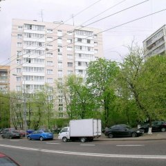 Апартаменты на Пресненском Валу парковка