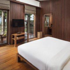 Отель Haadtien Beach Resort 4* Вилла с различными типами кроватей фото 3