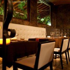 Villas Sacbe Condo Hotel and Beach Club Плая-дель-Кармен питание фото 3