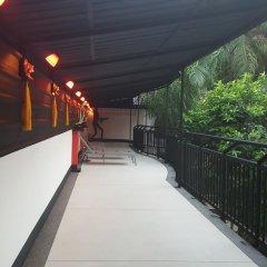 Отель Villa Nap Dau парковка